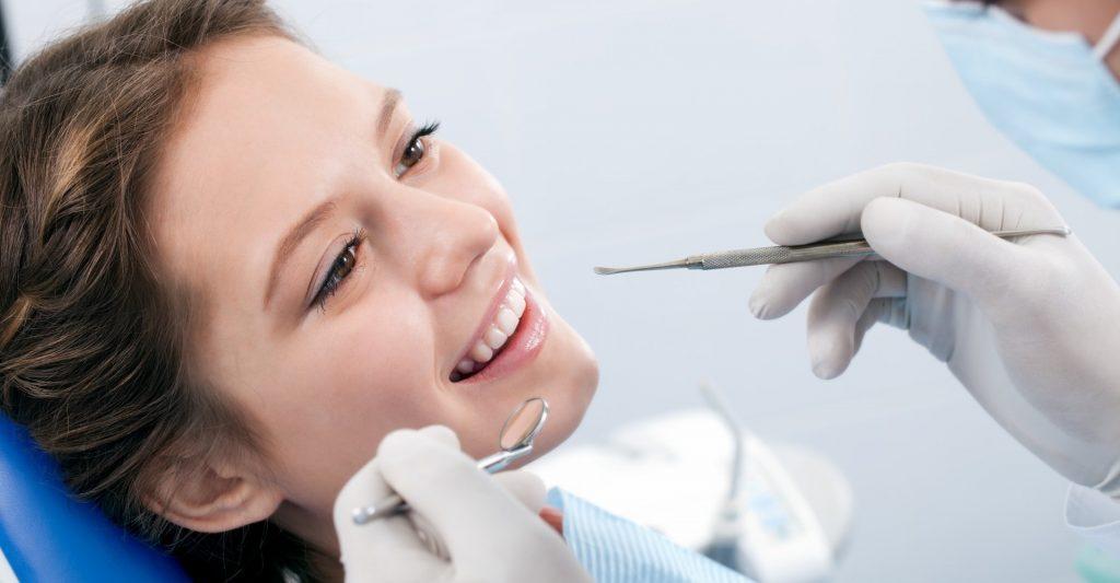 Manutenção dentista